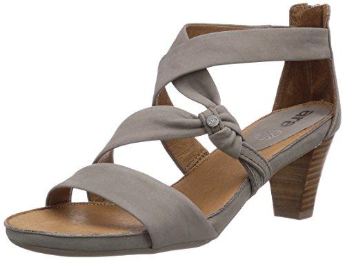 ara Rosso - Sandali da donna, colore grigio, taglia EU 36 (UK 3 / US 5.5)