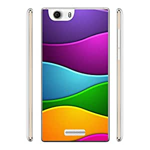 a AND b Printed Mobile Back Case Cover For Micromax Canvas Nitro 2 A311 (MIC_E311_1840)