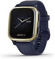 Garmin Venu Sq, Smartwatch GPS Sport con Monitoraggio della Salute e Garmin Pay