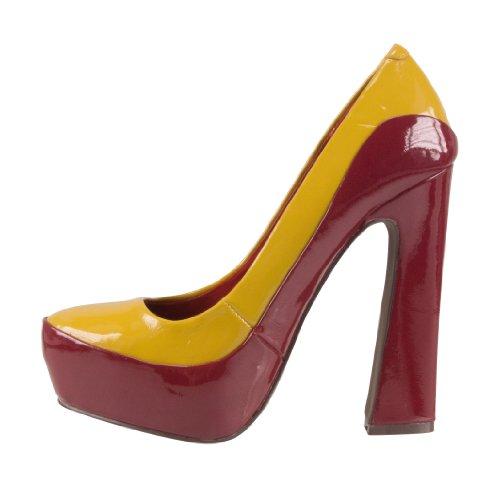 Blink, Scarpe col tacco donna Rosso (ruby-mustard)