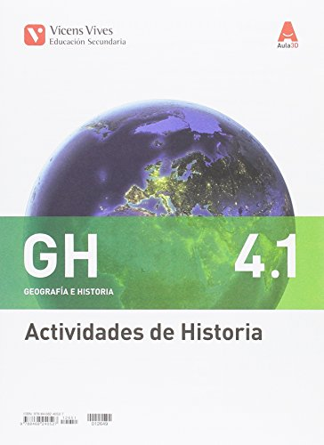 GH 4 (4.1-4.2) HISTORIA ACTIVIDADES: 000002 - 9788468240527