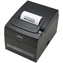 Citizen CT-S310II - Terminal de punto de venta (Alámbrico, POS, 100 - 240 V, Térmico, 1,5 x 3 mm, 58mm: 52/46, 80mm:72/64)