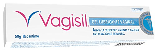 VAGISIL Lubricantes Sexuales, Gel Lubricante Intimo Mujer a Base de Agua 50g + muestra GRATIS Vagisil Gel Higiene Intima Diaria Sensitive 75ml