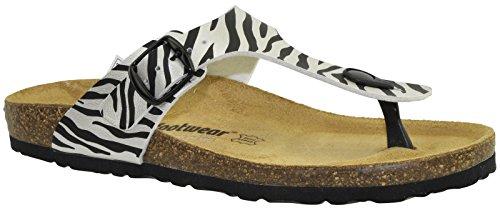 JJ Footwear, Stivali donna Bianco