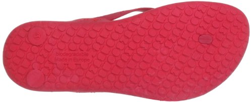 Boombuz 101-2-111, Sandales homme Rouge (Berry)