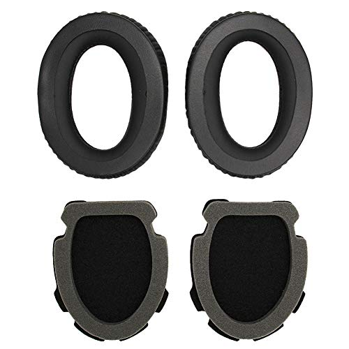 Cicony 2 STÜCKE Kopfhörer Ohrpolster Kissen Ersatz Für Bose Aviation Headset X A10 A20 Kopfhörer Ohrpolster A20 ® Aviation Headset