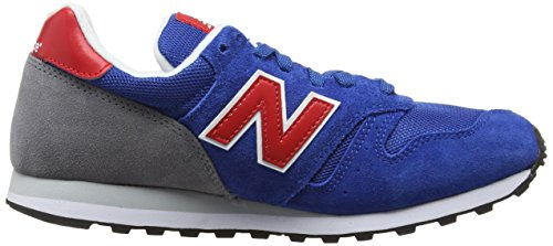 New Balance Herren Ml_wl373v1 Low-Top Blau (Blue/Red/Grey)