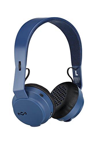 House of Marley Rebel Cuffie On-Ear, Bluetooth, Blu