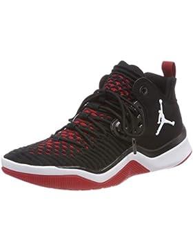 NIKE Jordan DNA LX (GS), Zapatos de Baloncesto Unisex Niños