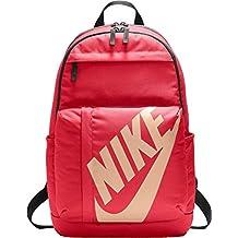 Nike NK ELMNTL BKPK Mochila, Adultos Unisex, Ember Glow/Crimson, One Size