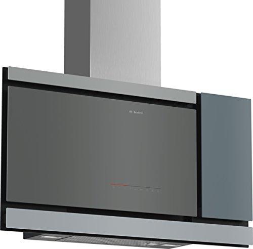 Bosch Serie 8 DWF97MP70 Wall-mounted cooker hood Plata 730m³/h A - Campana...