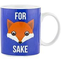 Paladone For Fox Sake Mug