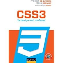 CSS3 Le design web moderne (Hors collection)