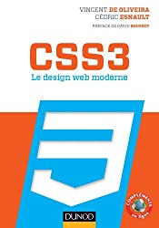 CSS3 Le design web moderne (Hors collection)