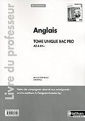 Anglais Bac Pro - Niveau A2>B1+
