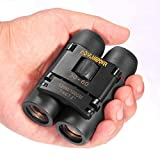 DFlamepower mini 30x60 Compact Folding Binoculars Telescope...