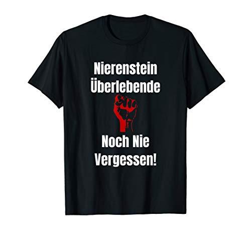 Nierenstein Überlebende Lustig Geschenk Hemd