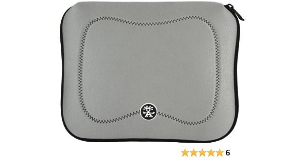 Crumpler The Gimp Laptop Bag 35 5 Cm Silver Computers Accessories