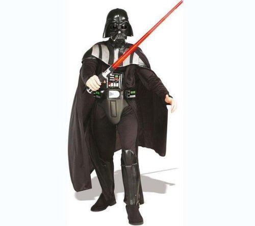 Darth Vader Deluxe - Einheitsgröße (Authentische Star Wars Kostüme Für Erwachsene)