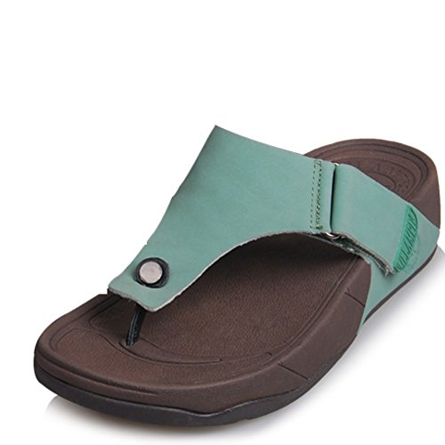 Frühling und sommer männer casual beach sandalen/Dickleder sandalen A
