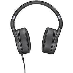 [Cable] Sennheiser HD 4.30G - Microauriculares de diadema cerrados, compatible con Android, color negro