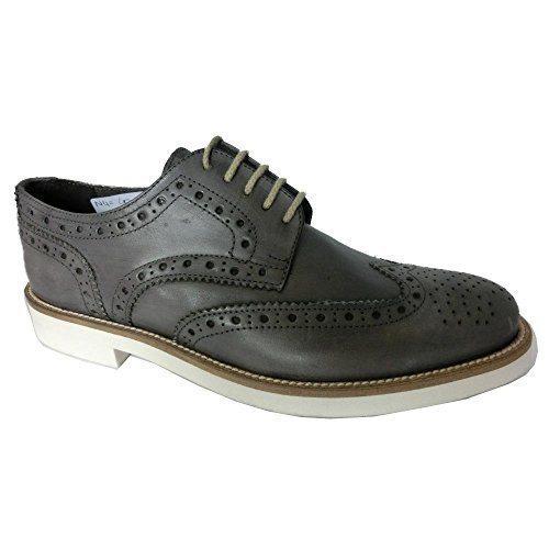 Chaussures Hommes Drudd Made in Italy Gris