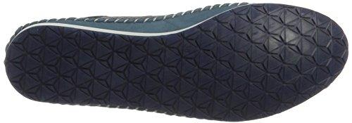 Andrea Conti 0023446, Sneakers basses femme Bleu jean