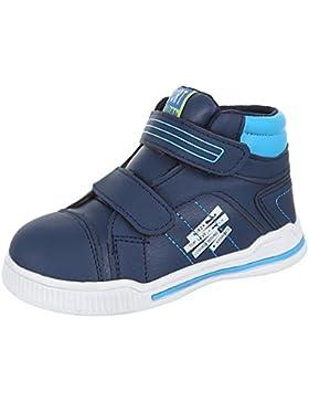 Kinder Schuhe, 712-18, FREIZEITSCHUHE SPORTLICHE SNEAKERS