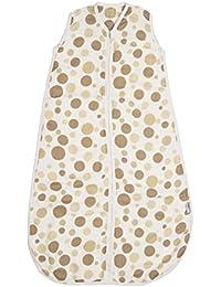 El saco de dormir Slumbersac para bebés, de aprox. 2.0 Tog – Círculos – en varios tamaños: desde el nacimiento hasta 6 años