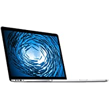 "Apple MacBook Pro - Ordenador portátil de 15.4"" (Intel i7-4870HQ, 16 GB RAM, 256 GB SSD, Intel Iris Pro, OS X Yosemite), color gris - Teclado QWERTY español"