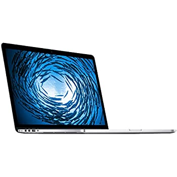 "Apple MacBook Pro - Ordenador portátil de 15.4"" (Intel i7-4870HQ, 16 GB RAM, 256 GB SSD, Intel Iris Pro, OS X Yosemite), color gris - Teclado QWERTY español"