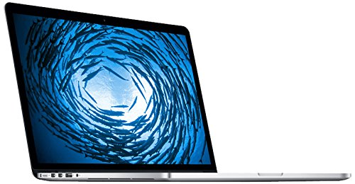 "Apple MacBook Pro 15.4"" Retina, Intel Core i7 2.2 GHZ, 16 GB RAM, 256 GB SSD, Argento"