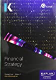 F3 FINANCIAL STRATEGY - STUDY TEXT (Kaplan Official Cima)