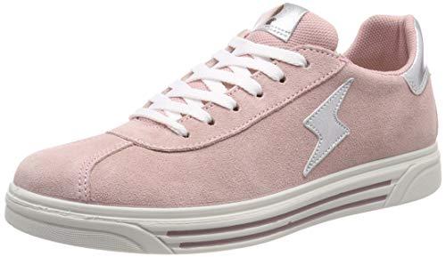 PRIMIGI Mädchen PHU 33830 Sneaker, Pink (Baby/Cipria 3383000), 33 EU (Mädchen Schuhe Nina Für)