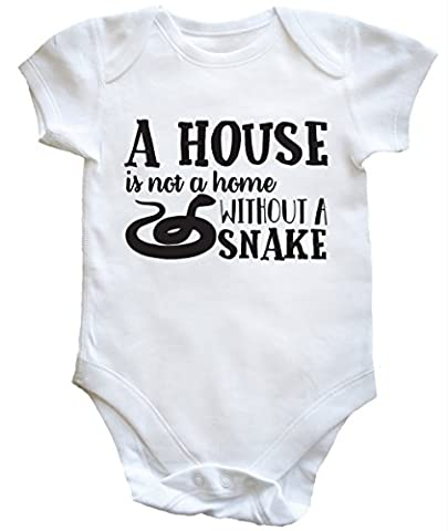 HippoWarehouse A House Is Not A Home Without A Snake
