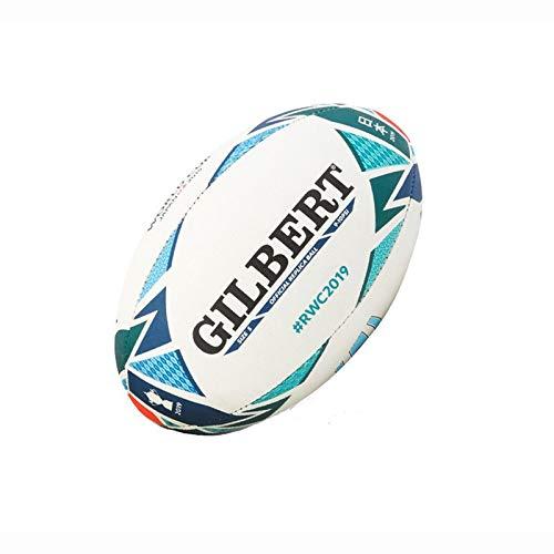 Gilbert Coupe du Monde de Rugby 2019Réplique Boule-Blanc -