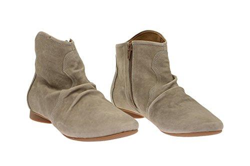 Think! Think Guad - Stiefelette - kred grau - 3-83791-22, Sneaker a collo alto donna Grigio (grigio)