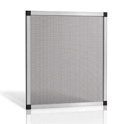 Zeep cdf01165 zanzariera con telaio componibile, alluminio