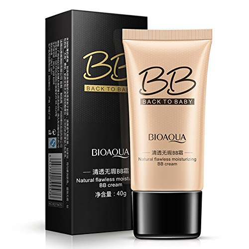 1 PC Pro Makeup Magic Bb Cream Magique BB Cream Peau Médium à Mate BB Cream Matte BB crème liquide Fond de Teint Waterproof Couvrance (40ml/1.4oz)