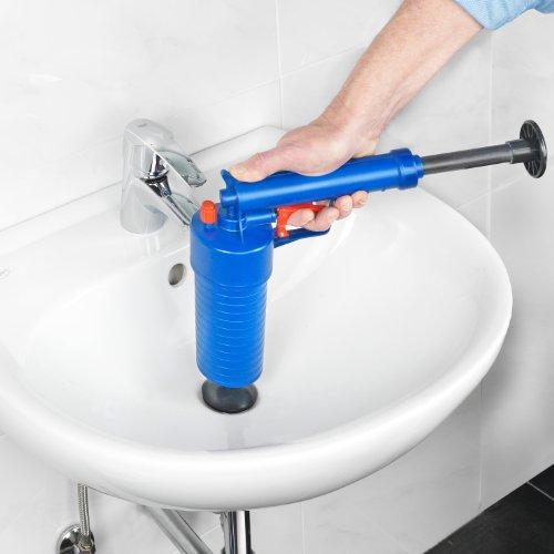 CON:P SA220 Pressluft-Rohrreinigungspistole für Bad und Küche - 3
