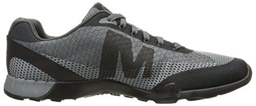 Merrell Versent, Chaussures de Sport Homme Black
