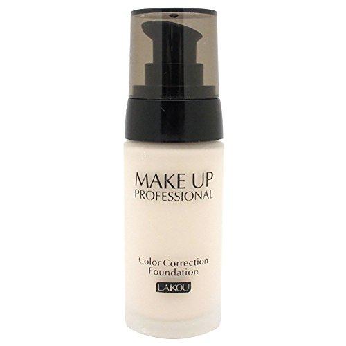 ROPALIA Beaute Hydratant Eclaircissant Fonds de Teint Liquide Correcteur Foundation Maquillage Cosmetique.