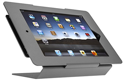 SecurityXtra SecureDock Lite - Soporte para iPad, iPad 2, 3, 4, Air, Air 2 y iPad Pro 9.7