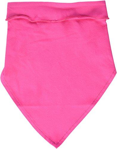 Sterntaler Sterntaler Kopftuch für Mädchen mit Rüschen, Alter: ab 5-6 Monate, Größe: 43, Magenta