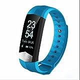 Smart Bracele,Smart Armband fitness uhr mit Multifunktionale Schlaf-Monitor/Kalorienzähler/Anrufen/SMS/finden Telefon für Android/sony/apple/ios