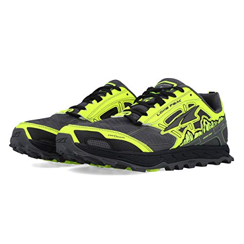 Altra Lone Peak 4.0 Zapatillas de Trail Running Yellow