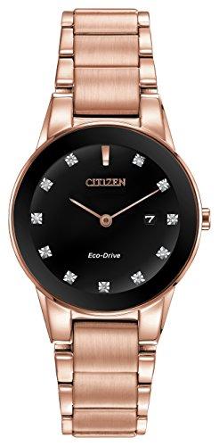 Citizen Damen-Armbanduhr AXIOM Analog Rosa (Rose Gold ) GA1058-59Q