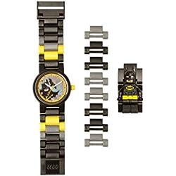 Reloj infantil modificable con figurita de Batman de BATMAN: LA LEGO PELÍCULA 8020837