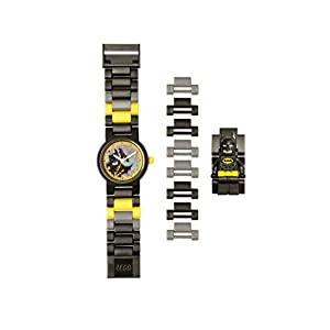 LEGO Batman 8020837 Orologio da polso componibile per bambini con minifigure Batman 7 spesavip