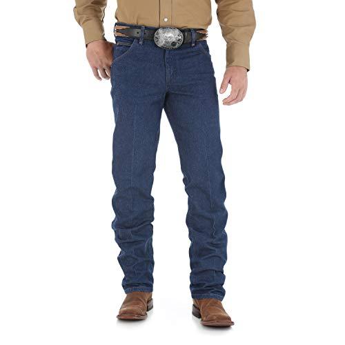 Wrangler Herren Jeanshose im Cowboy-Schnitt Regular Fit - Blau - 30W / 32L -